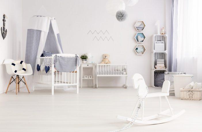 indretning af børneværelse