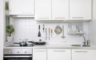 indretning af køkken