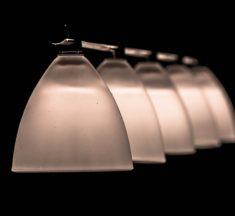 Lamper og belysning er en vigtig del af indretningen