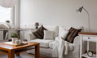 minimalistisk indretning