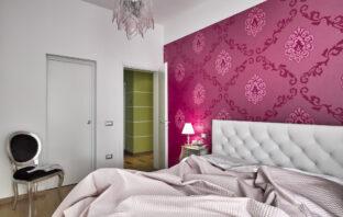 Sødt soveværelse