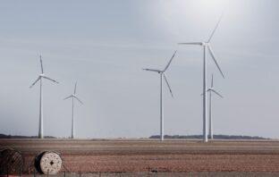 Vindmøller grøn energi