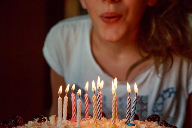 fødselsdagsfest derhjemme