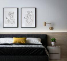 Sådan indretter du dit nye soveværelse