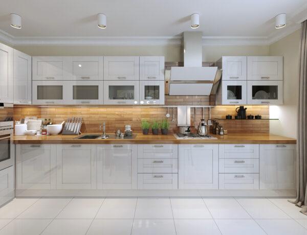 Skab det perfekte arbejdslys i køkkenet